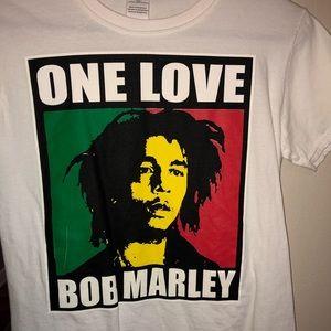 Women's Bob Marley T-shirt